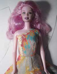Free Printable Sewing Patterns for Fashion Dolls, Barbie, Gene and ...