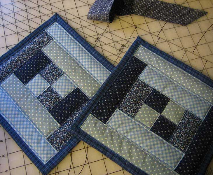 JanelWasHere Quilted Potholders : potholders quilted - Adamdwight.com